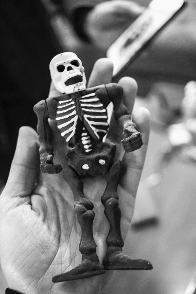 La muerte de bolsillo. Foto por Melanie Lupiáñez